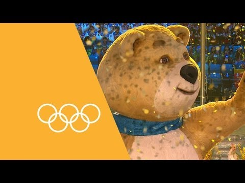 Sochi 2014's Amazing Closing Ceremony | 90 Seconds Of The Olympics