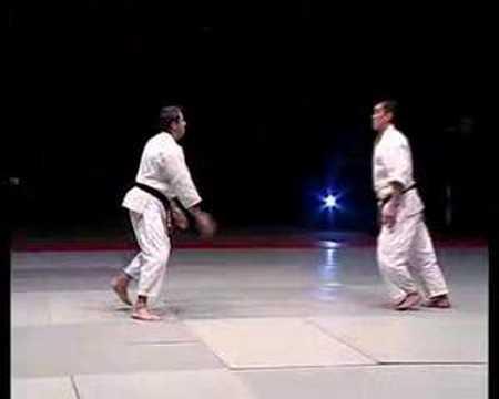 Shodokan Aïkido Satoru TSUCHIYA Sensei 2007