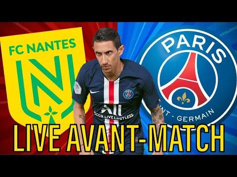🔴LIVE AVANT MATCH NANTES/PSG ! Neymar absent, Mbappé présent ( et de bonne humeur on espère )