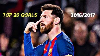 """The best 20 goals scored by Lionel Messi this season in my opinion. Enjoy them with only English Commentary! (No Music)!----------------------------------------------------------------------------------------------STAY UPDATE! LIKE, SUBSCRIBE AND SHARE!Video Created by: FCB10HD / Juraj GaziSoftware used: Sony Vegas Pro 13If you like my videos don't forget to follow me on this links: • FACEBOOK: http://on.fb.me/1PcwJJj• TWITTER: https://twitter.com/FCBC10• INSTAGRAM: https://www.instagram.com/fcb10hd_footballeditor/• DONATE: https://www.paypal.com/cgi-bin/webscr?cmd=_s-xclick&hosted_button_id=4FN5686MKXDAL----------------------------------------------------------------------------------------------SOUNDTRACK:THANKS FOR WATCHING! If you're looking for more motivational videos, goals & skills, promos, trailers, mini-films and edits don't forget to subscribe to my channel. FCB10HD - 2K17""""Copyright Disclaimer Under Section 107 of the Copyright Act 1976, allowance is made for """"fair use"""" for purposes such as criticism, comment, news reporting, teaching, scholarship, and research. Fair use is a use permitted by copyright statute that might otherwise be infringing. Non-profit, educational or personal use tips the balance in favor of fair use.""""----------------------------------------------------------------------------------------------IGNORE TAGS:FC Barcelona, Marc-André ter Stegen, Jasper Cillessen, Jordi Masip, Gerard Piqué, Javier Mascherano, Jérémy Mathieu, Samuel Umtiti (new signing), Lucas Digne (new signing), Jordi Alba, Alex Vidal, Douglas (loaned-out), Sergio Busquets, Sergi Samper (loaned-out), Andrés Iniesta, Ivan Rakitic, Arda Turan, Rafinha, Sergi Roberto, André Gomes, Denis Suarez, Neymar, Lionel Messi, Luis Suárez, Paco AlcacerLionel Messi ● 10 Virtually Impossible Goals ► Not Even Possible on PlayStation ! HDLionel Messi ► 2016 - The King ● Dribbling Skills, Goals HDLionel Messi ● Overall 2016 ● HDLionel Messi ● Overall 2015 ● HDLionel Messi ● Ultimate Messia"""
