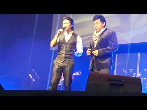 Đường Về Quê Hương Đan Nguyên và Quang Lê song ca live cực hay
