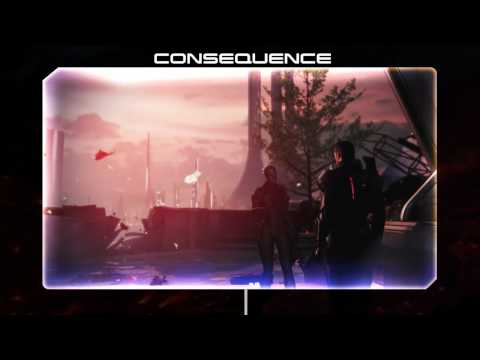 Mass Effect 3: Interactive Storytelling Video