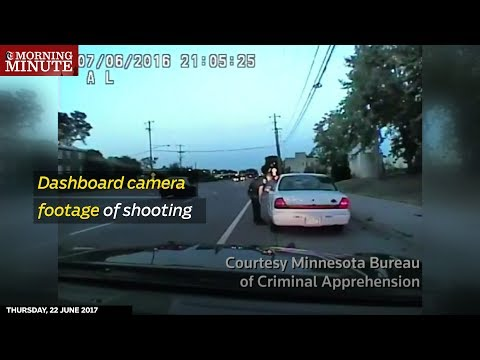 Authorities in Minnesota released a video on Tuesday of the police shooting of Philando Castile