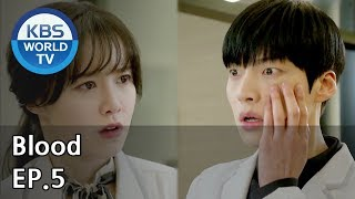 Nonton Blood             Ep 5  Sub   Kor  Eng  Chn  Mly  Vie  Ind  Film Subtitle Indonesia Streaming Movie Download