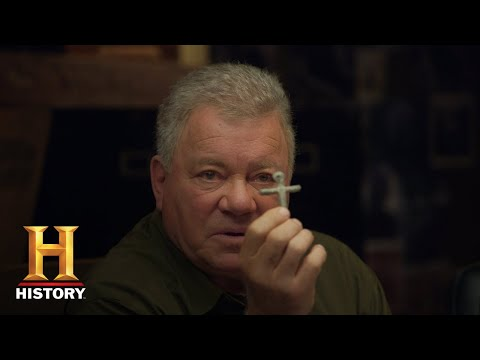 The Curse of Oak Island: KNIGHTS TEMPLAR CONNECTION EXPLORED with William Shatner (S7) | History