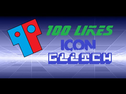 Descargar Geometry Dash 100 likes icon glitch!—-[NOT WORK ON 1.93] para celular #Android