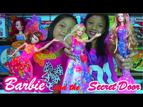 Barbie and the Secret Door Alexa, Romy, Nori - Barbie Doll Collection
