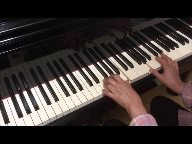 (ビフォー)大人初心者「ジュピター」を弾いてみた。
