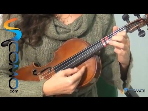 Novena sinfonia de Beethoven en violín – Tocar el violín