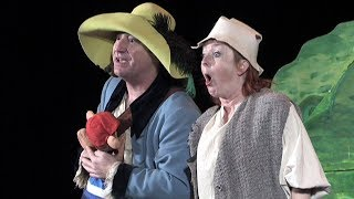 Divadélko Mrak zahrálo o Palečkovi