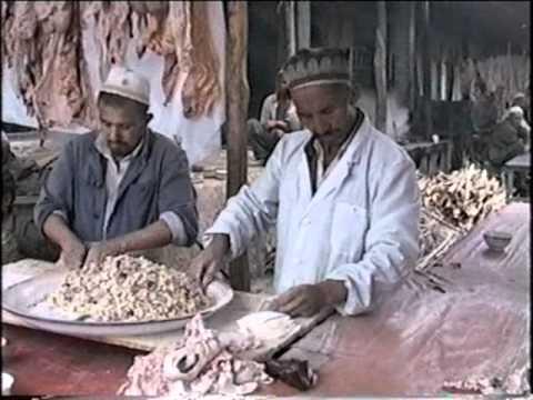 Kashgar - Il mercato della domenica