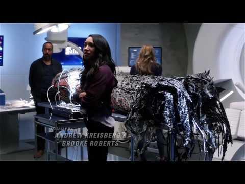 The Flash 3x07 Wally West Kid Flash Transformation   Part #3 Ultra HD 4K