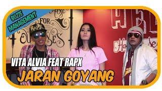 VITA ALVIA FEAT RAPX - JARAN GOYANG [ OFFICIAL MUSIC VIDEO ] HOUSE MIX VER