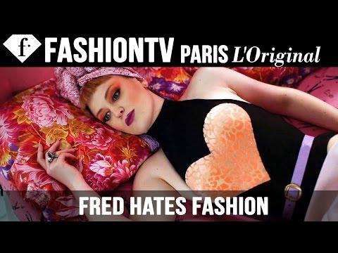 EDGELEY & TUSLER - FAINT MAGAZINE presents FRED HATES FASHION | FashionTV (видео)