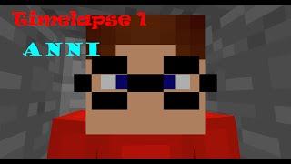 Minecraft Annihilation [Timelapse] 1. Canyon