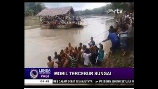 Video Mobil Tercebur ke Sungai di Langkat, 5 Orang Tewas 2 Orang Hanyut MP3, 3GP, MP4, WEBM, AVI, FLV Januari 2019