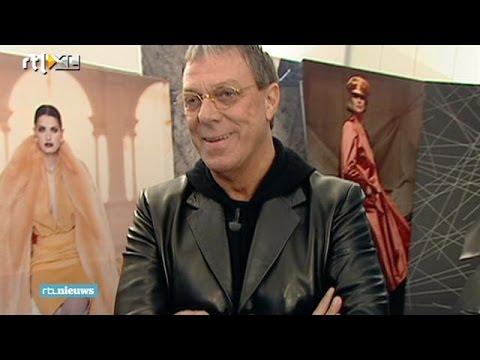 Couturier Frans Molenaar is overleden