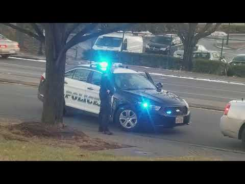 Traffic stop, Roanoke city Va. Detained and searched for