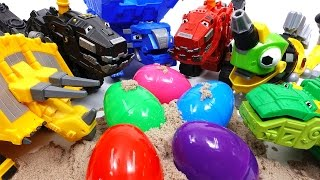 Video Trux It Up~! Let's Open Surprise Eggs With Dinotrux MP3, 3GP, MP4, WEBM, AVI, FLV Juli 2018
