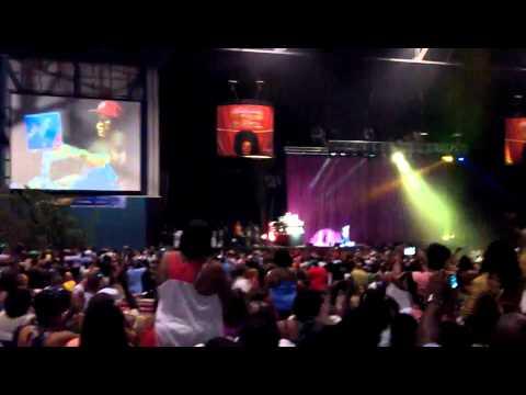 Jill Scott Block Party VA 2011