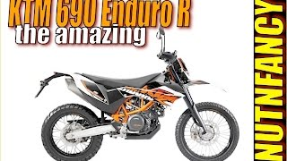 3. The Do-It-All KTM 690 Enduro [Full Review]