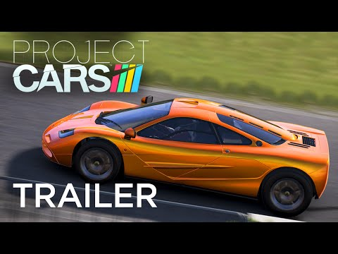 Awards - Project CARS Trailer - Golden Joystick Awards 2014 ☆ Help us reach 300k! http://bit.ly/SubToCVG Project CARS is an upcoming racer developed by Slightly Mad Studios, due for released on March...