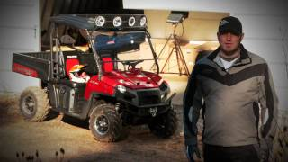 9. 2010 Polaris Ranger 800 XP Test Ride
