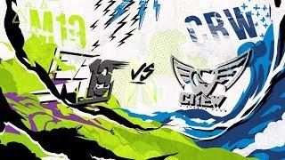 M19 vs CRW - Rift Rivals, День 2, Игра 1 / LCL