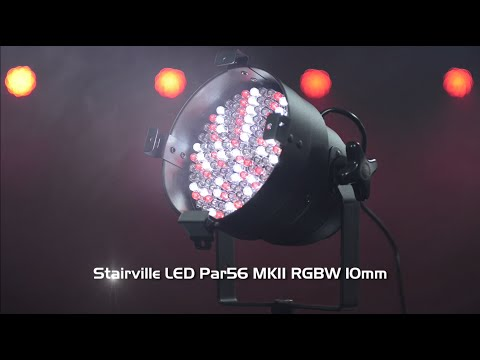 Thomann - Stairville LED Par56 MKII RGBW Review German