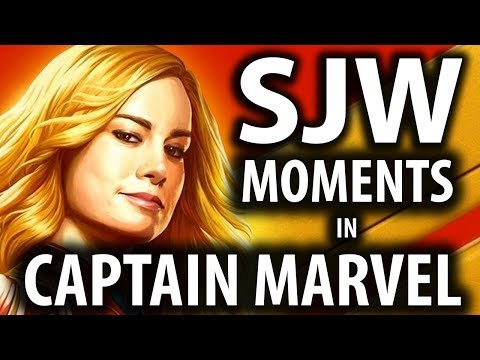 Sjw Moments In Captain Marvel