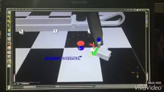 Robot Arm(mcc) video