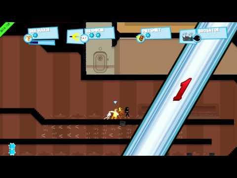 SPEEDRUNNERS # 6 - Miiiaaauuu «» Let's Play Speedrunners Battle   HD