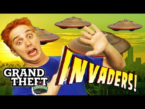 theft - Subscribe to Smosh Games ▻▻ http://smo.sh/SubscribeSmoshGames Armored Truck Hunt ▻▻ http://smo.sh/GTS_Armored Germany's Gronkh and Sarazar are Animals ▻▻ htt...