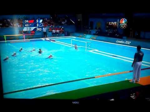Wardrobe malfunction 2012 Olympics