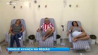 Dengue avança em cidades do interior