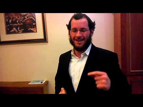 וידאו 3 דקות על פרשת כי תשא עם הרב ליזר קלין
