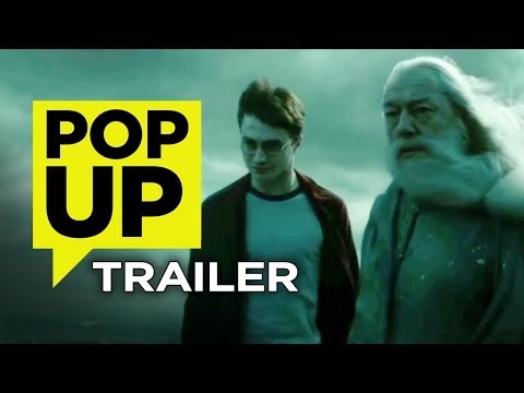 popuptrailer - Watch clips from HARRY POTTER AND THE HALF-BLOOD PRINCE: http://goo.gl/IzMOA2 Subscribe to TRAILERS: http://bit.ly/sxaw6h Subscribe to COMING SOON: http://bi...