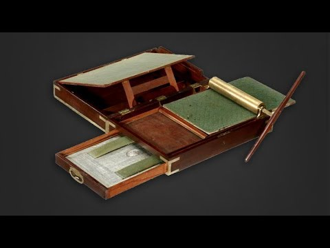 Portable Copying Machine by James Watt & Co. from M.S. Rau Antiques
