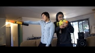 Most Epic Nerf War in History! - YouTube