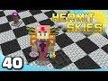 Hermit Skies - Ep. 40: Quests & Mob Farm Upgrade