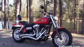 9. Used 2012 Harley Davidson Fat Bob Motorcycles for sale