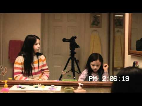 Paranormal Activity 3 Deleted Scene - Bloody Mary