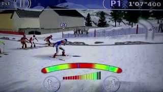 Athletics: Winter Sports videosu