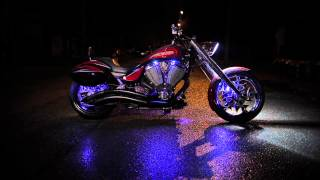 4. Victory Jackpot Ness signature #161 Night Glow by DS Kustoms