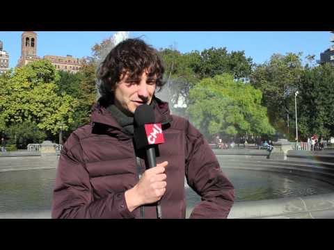 cmj gotye - Wally De Backer, aka, Gotye explains the origin of his runaway hit single,