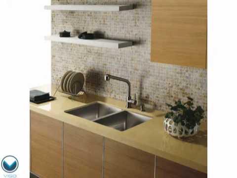 Video for 29-Inch Undermount Stainless Steel 16 Gauge Stainless Steel kitchen sink