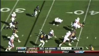 Bruce Irvin vs Louisville 2011