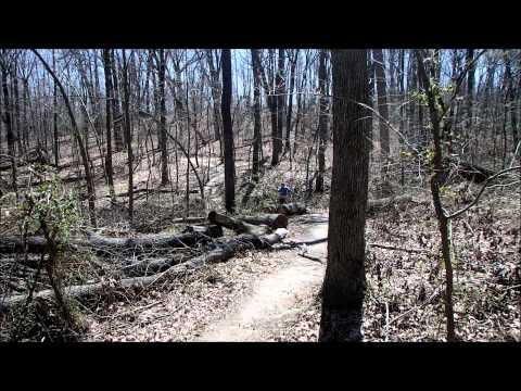 Trail Running in Virginia (April 2015)