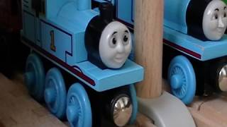 Fire at the Sheds   Thomas & Friends Wooden Railway Adventures   Episode 120