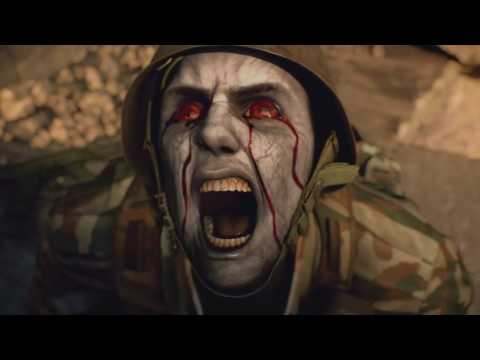 Resident Evil  Damnation 2012   Plagas Effect Scenes